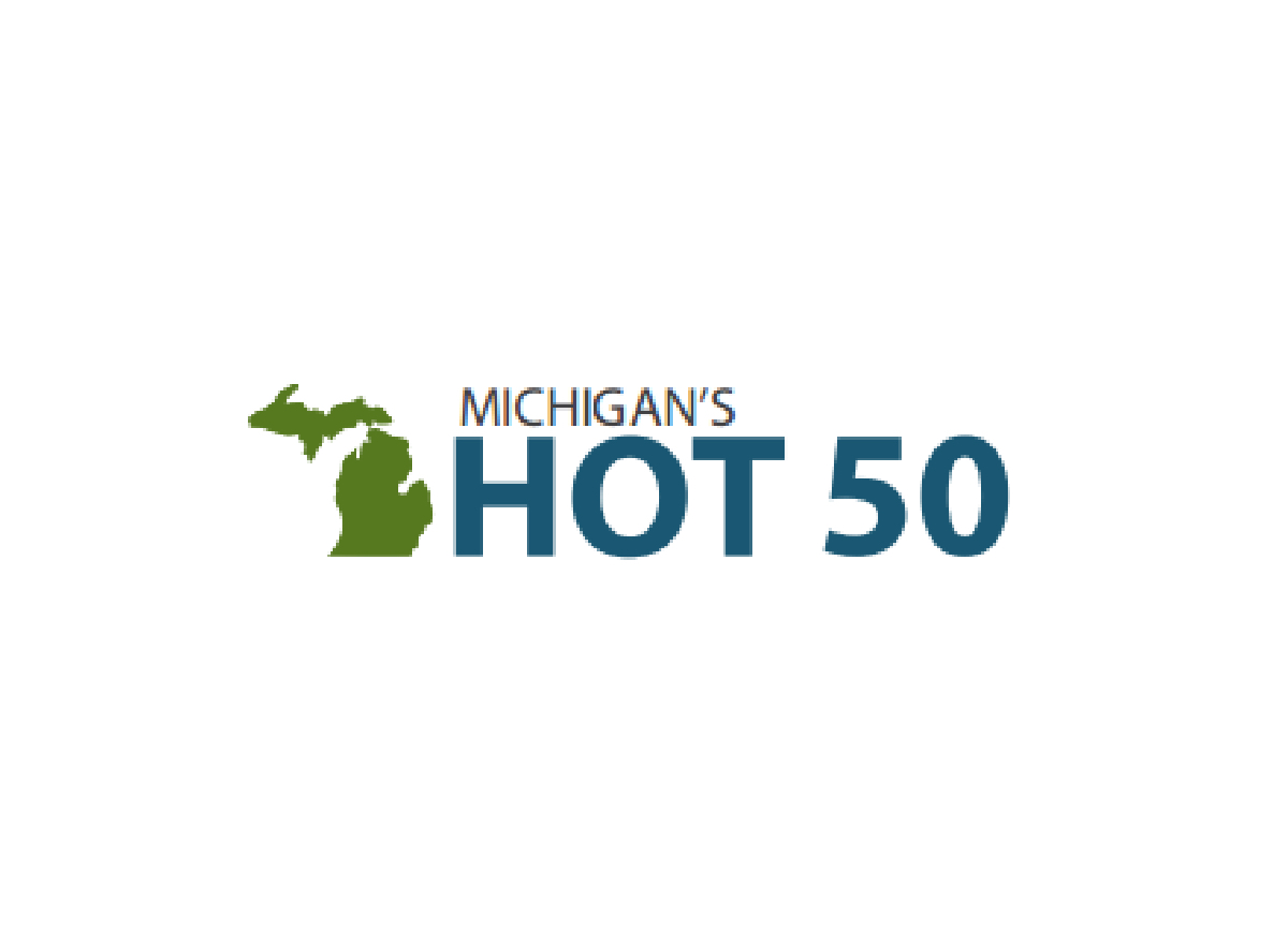 Michigan's Hot 50 Logo